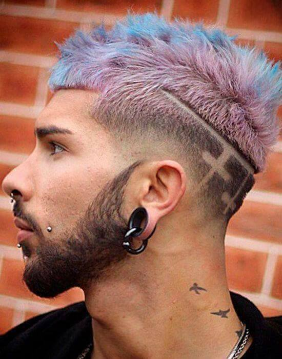 Fashion Mens Hairstyles for 2019