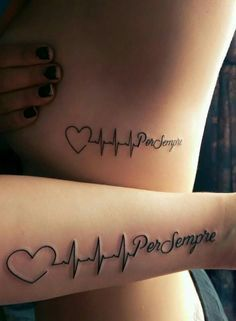 Tattoo for couple