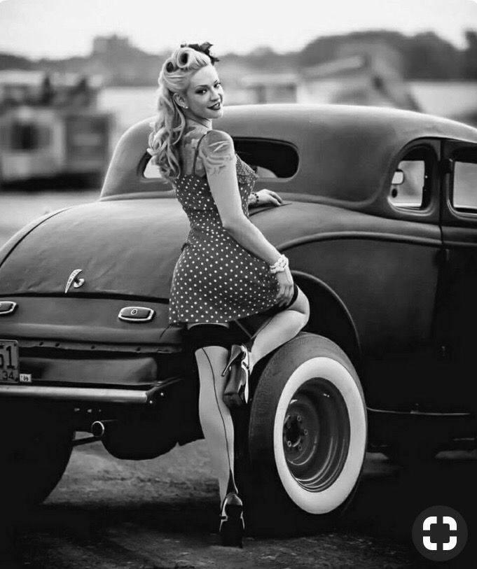 vintage trendy style
