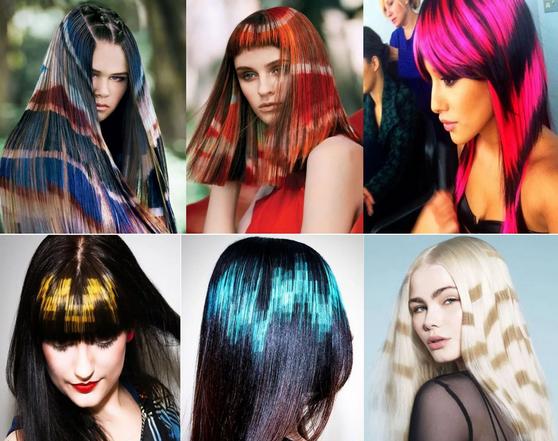 20 Stylish Candy Hair Color Ideas