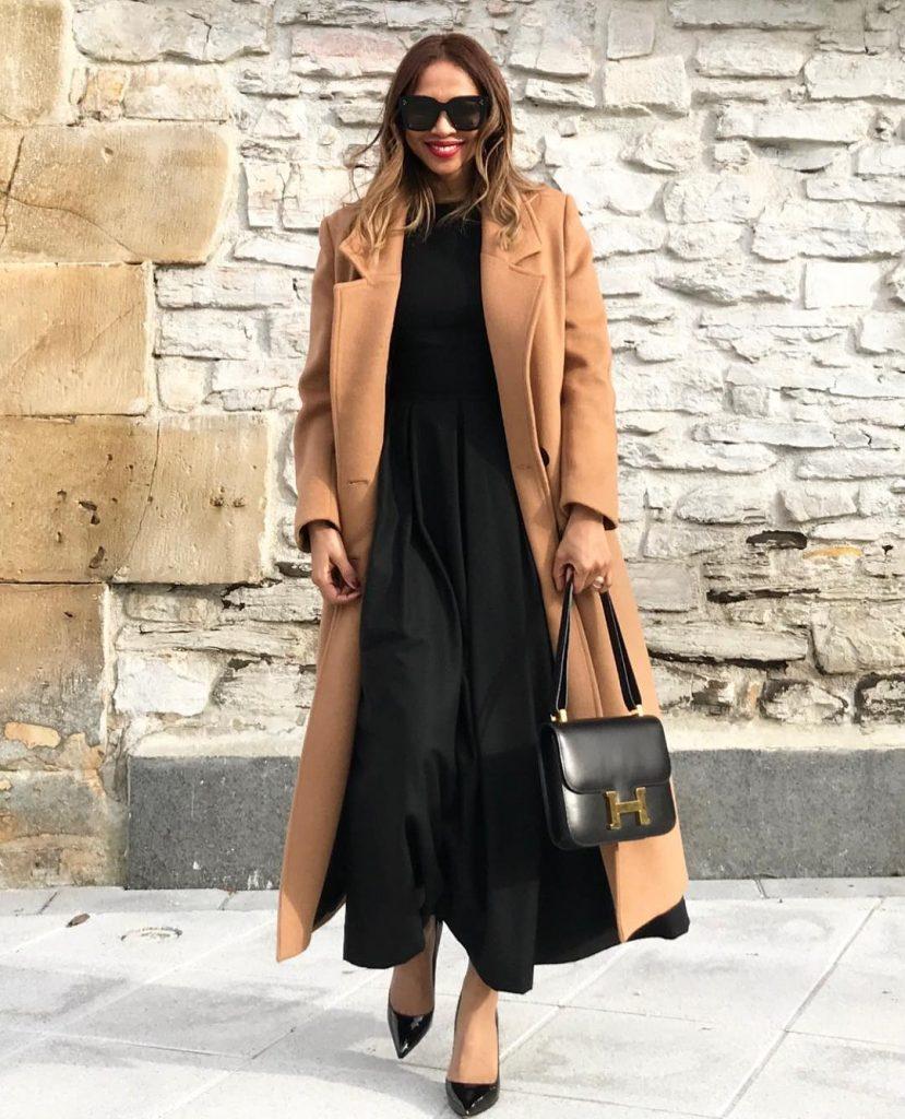 Beige coat 2020