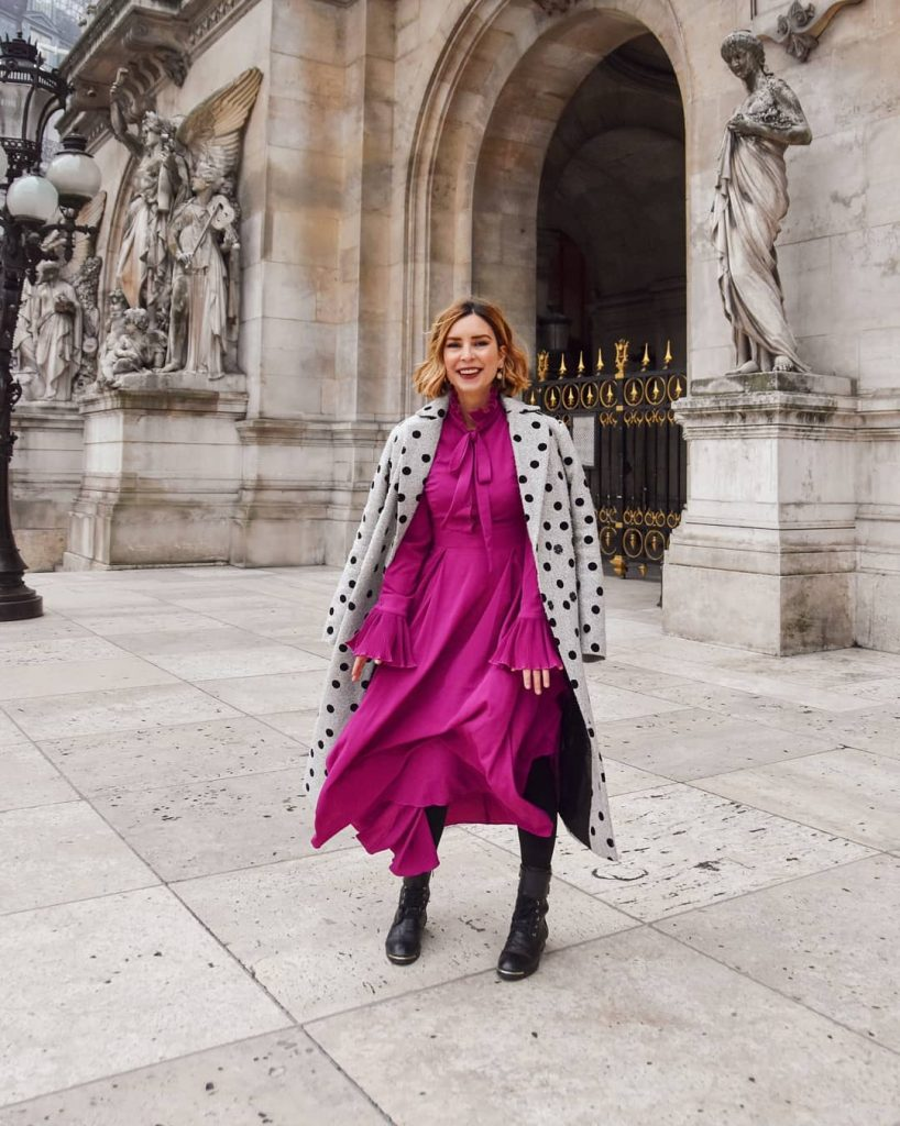 Fashionable winter trends 2020 for those over 40- dress
