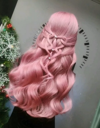 Get The Candy-Colored Hair Ideas 2019-2020