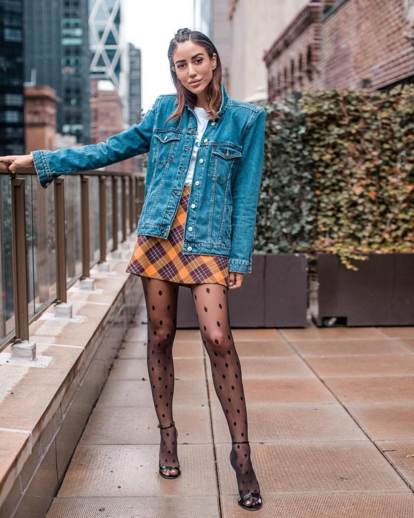 Fashionable Tights Spring-Summer 2020: Options Worth Paying Attention To