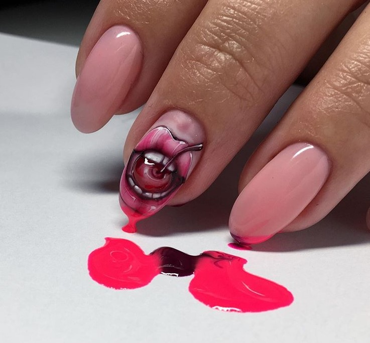 Sex on the nails: 40 modern motives for courageous women