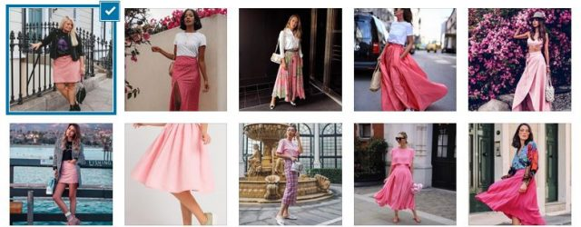 Pink Skirt: 11 Secrets of Stylish Combinations