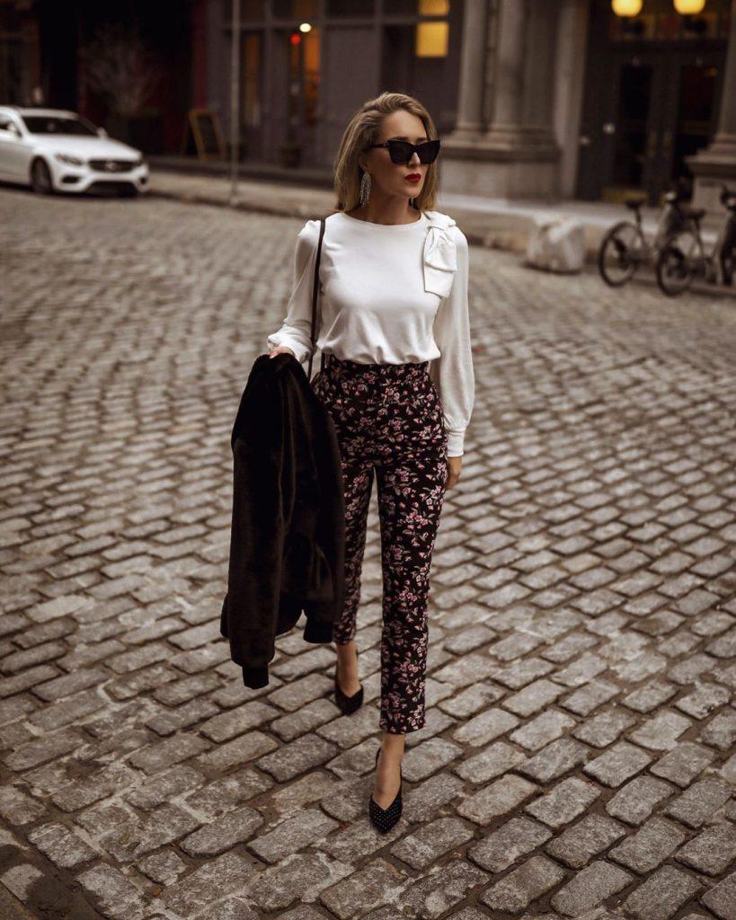 Classic style 2020-2021: stunning looks for elegant ladies (+20 photos)