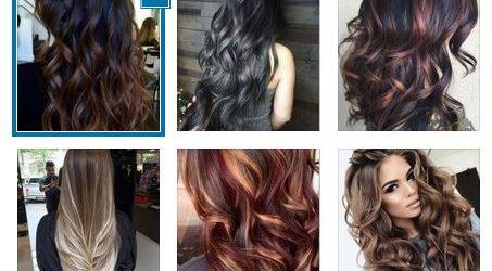 Hair stiles for long hair