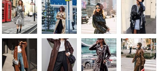 Fashionable raincoats: 15 stylish and trendy models of 2020